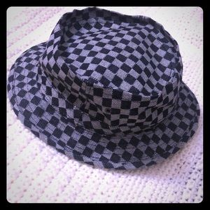 Other - Checkered Hat